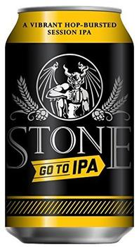 Stone Go To IPA 0,33l