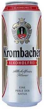Krombacher Pils alkoholfrei 0,5l Dose