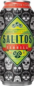 Salitos Tequila Bier Mix 0,5l Dose