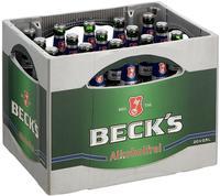 Beck's Blue alkoholfrei 20x0,5l Kasten