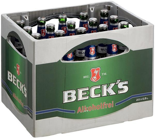 Beck's Blue alkoholfrei