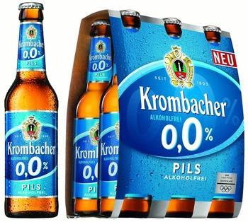 Krombacher alkoholfrei 0,0% 0,5l