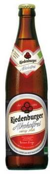 Riedenburger Alkoholfreies ungefiltertes Helles Bio 0,5l