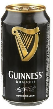 Guinness Drought 4x0,33l Dosen