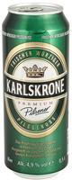Karlskrone Premium Pils 0,5l Dose