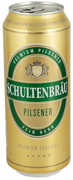 Schultenbräu Premium Pilsener 0,5l Dose