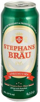 Stephans Bräu Pils Premium 0,5l Dose