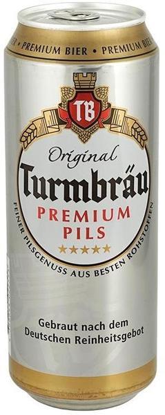 Turmbräu Premium Pils 0,5l Dose