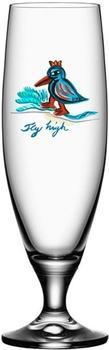 Kosta Boda Bierglas Friendship Fly High