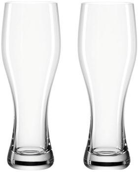 Leonardo Weizenbierglas Taverna 0,33 l 2er Set