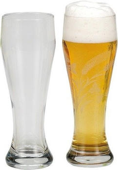 Bohemia Cristal Weizenbierglas 0,5 l ( 2er Set)