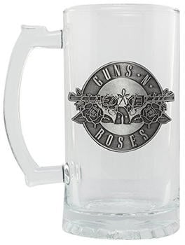 GB Eye Guns N Roses Logo Bierkrug 0,5 l
