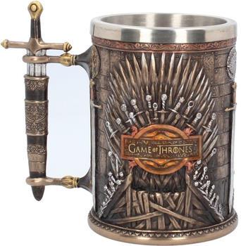 SD Toys Game of Thrones Iron Bierkrug Eiserner Thron Tankard