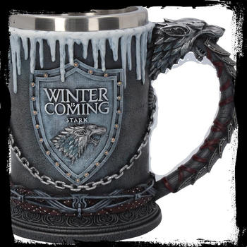 SD Toys Game Of Thrones Stark House Bierkrug 600ml