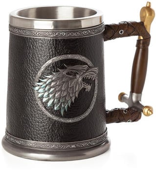 SD Toys Game Of Thrones Winter Is coming Bierkrug 600ml