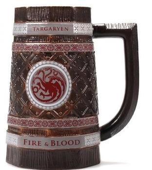 Half Moon Bay Keramik Krug Game Of Thrones Targaryen