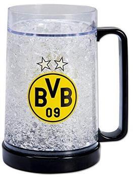 BVB BVB Bierkrug zum Einfrieren, Gläser, transparent