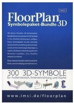 IMSI FloorPlan Symbolepaket 3D (DE) (Win)
