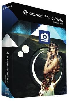 Globell ACDSee Photo Studio Ultimate 2018 DE Win