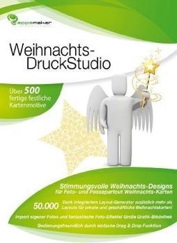 Appsmaker WeihnachtsDruckStudio (Win) (DE)