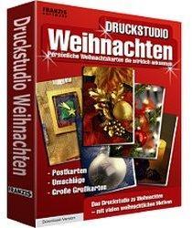 Franzis Druckstudio: Weihnachten (Win) (DE)