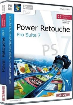 TOPOS Power Retouche Pro Suite 7 (Win) (DE)