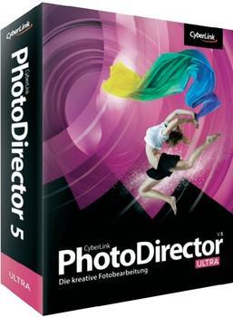 CyberLink PhotoDirector 5 Ultra (DE) (Win) (Minibox)