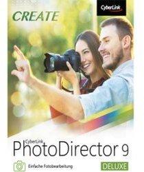CyberLink PhotoDirector 9 Deluxe (DE) (ESD)