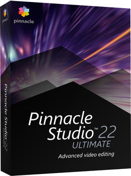 Corel Pinnacle Studio 22 Ultimate (Multi) (Box)
