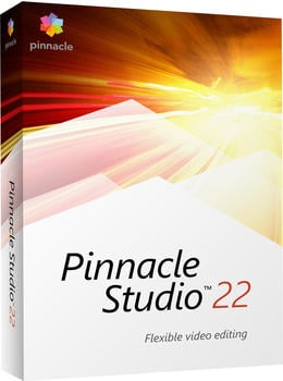 Corel Pinnacle Studio 22 (Multi) (Box)