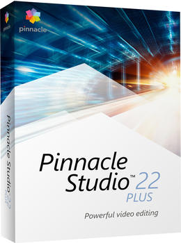 Corel Pinnacle Studio 22 Plus (Multi) (Box)