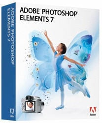 Adobe Photoshop Elements 7.0 (Win) (DE) (65026869)
