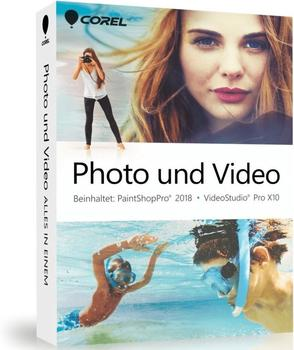 Corel Photo Video Suite 2018