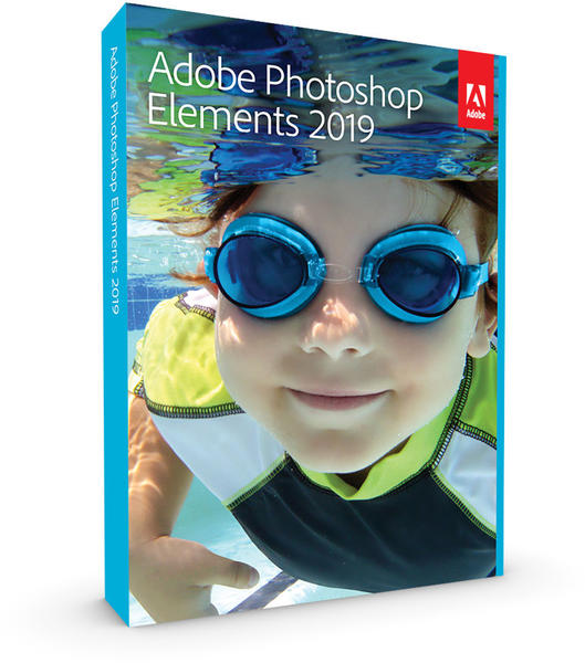 Adobe Adobe Photoshop Elements 2019 (DE) (Box)