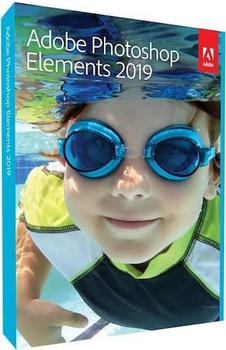 Adobe Adobe Photoshop Elements 2019 (FR) (Box)