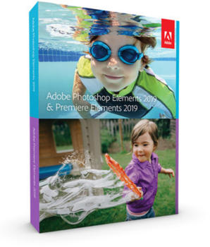 Adobe Photoshop Elements & Premiere Elements 2019 Upgrade (EN) (Box)