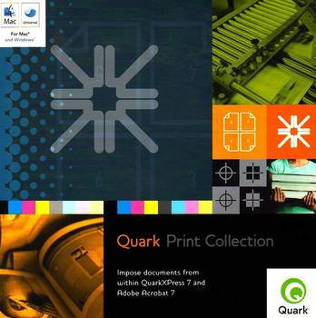 Quark Print Collection IE (5 User) (Win/Mac) (Multi)