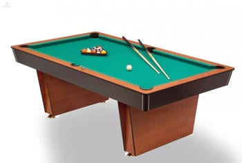 Winsport Lugano Pool 7 ft. MDF-Platte
