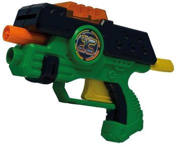 X-Shot Dual Dart & Disc Shooter