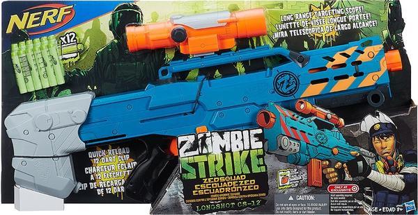 Nerf N-Strike Zombie Strike Longshot CS-12