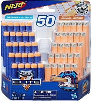 Nerf AccuStrike - 50er Darts Nachfüllpack
