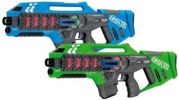 Jamara Impulse - Laser Gun Rifle Set blau/grün