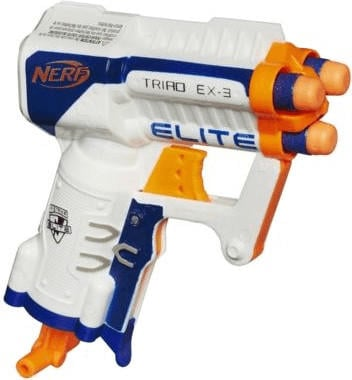 Nerf N-Strike Elite XD Triad
