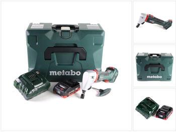 Metabo NIV 18 LTX BL 1.6 (1 x 4,0 Ah + Ladegerät + MetaLoc)