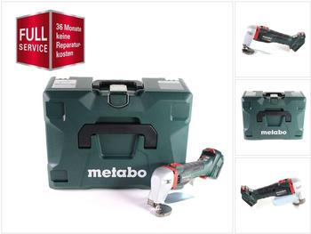 Metabo SCV 18 LTX BL 1.6 (3 Jahre Full Service Rundum Schutz + MetaLoc)