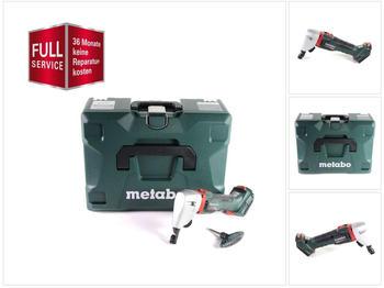 Metabo NIV 18 LTX BL 1.6 (MetaLoc + 3 Jahre Full Service Rundum Schutz)