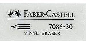 Faber-Castell Kunststoffradierer 7086-30