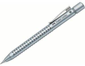 Faber-Castell Grip 2011 Druckbleistift silber