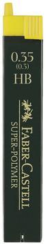 Faber-Castell 120311 Druckbleistiftminen 0,3 mm H