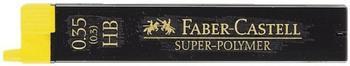 Faber-Castell 120312 Druckbleistiftminen 0,3 mm 2H